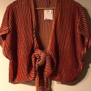 Zara Italian Yarn Knit Top